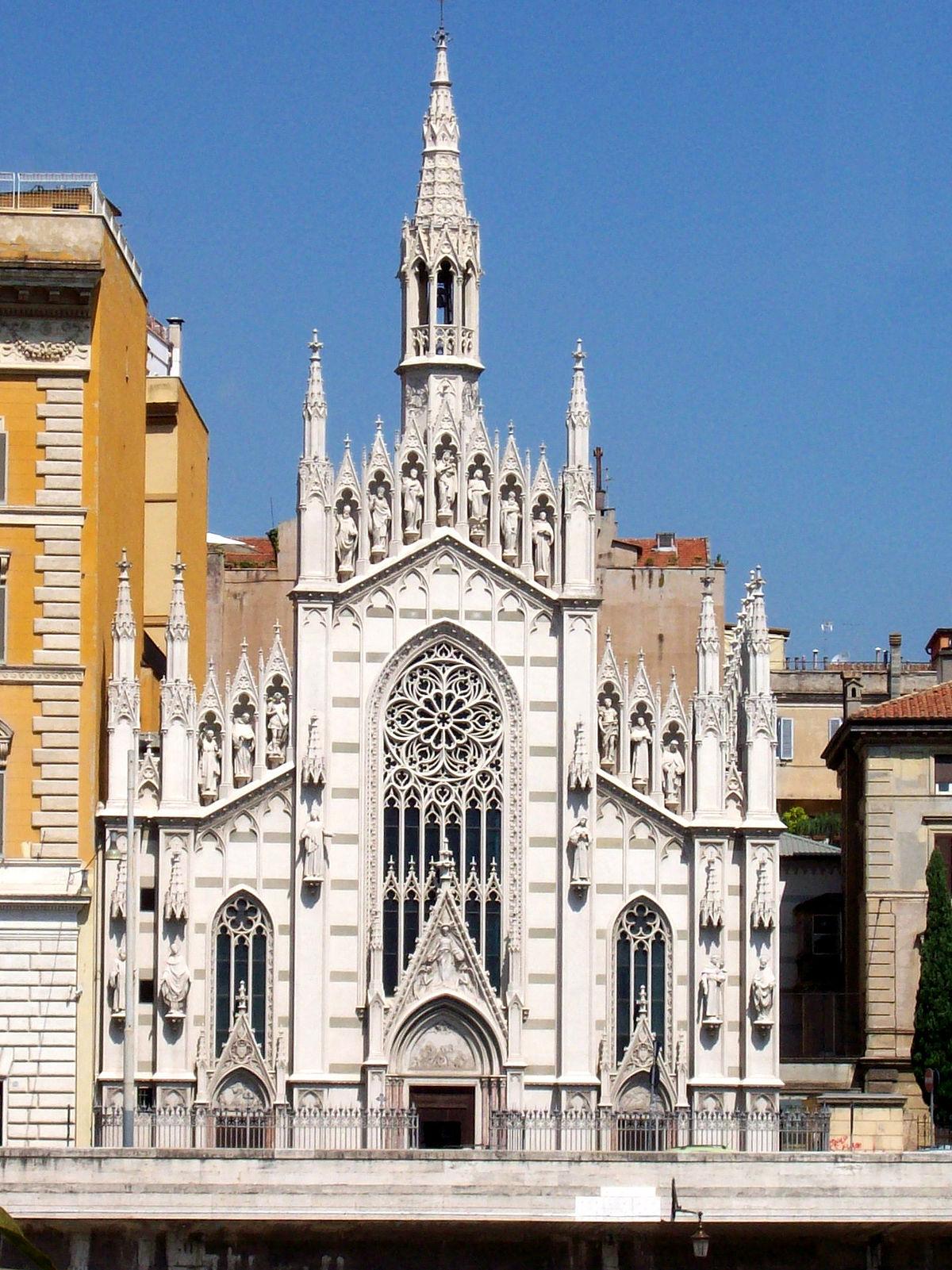 wichtige kirchen in rome - photo#23