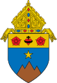 Roman Catholic Diocese of Fairbanks.svg