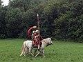 Roman Cavalry Reenactment - Roman Festival at Augusta Raurica - August 2013-022.JPG