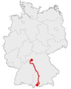 Wandelgids - Wanderführer Romantische Strasse 2 - Hikeline