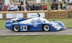 1982 World Sportscar Championship - Ford - Rondeau placed second in the Manufacturers title with the Ford powered Rondeau M382