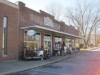 Rossville, Tennessee - Image: Rossville TN 01 2012 003