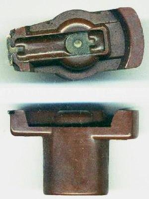 Bakelite - Bakelite distributor rotor