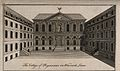 Royal College of Physicians, Warwick Lane, London; the court Wellcome V0013100.jpg