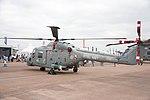 Royal Navy Westland Lynx XZ729 at RIAT 2013 (9585507438).jpg