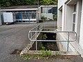 Rue de la Dout 20-Brücke (Bachdurchlass) über die Birs, Tavannes BE 20181006-jag9889.jpg