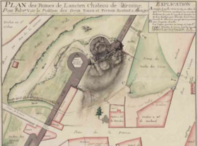 Image illustrative de l'article Château de l'Hermine (Vannes)