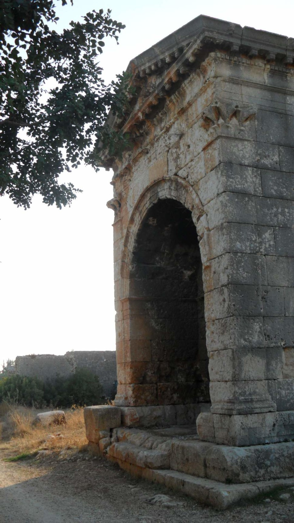 Ruins at Elaiussa Sebaste