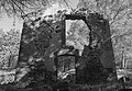 Ruins of Mount Saint-Loup, Agde 01 BW.jpg