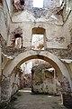 """Ruiny zamku """"Krzyżtopór"""" - fragment w Ujeźdzpe woj. świętkorzyskie A.515 z 4.12.1956, z 23.06.1967 i z 24.02.1977 -Magkrys.JPG"""