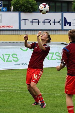 Anastasia Pozdeeva - Image: Russian Team
