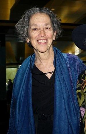 Ruth Messinger - Messinger in 2012