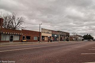 Ryan, Oklahoma Town in Oklahoma, United States