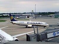 EI-DPW - B738 - Ryanair