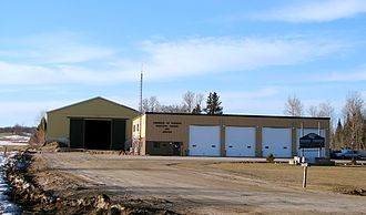 Ryerson, Ontario - Municipal office