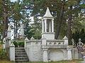 Rzeźba na cmentarzu w Wasilkowie, ul. Rabczyńskiego..JPG