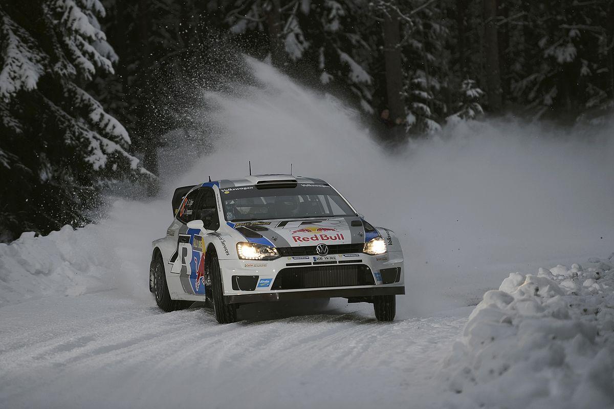 2013 Rally Sweden - Wikipedia