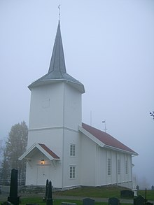 Sørum church, Gran, Norway.jpg
