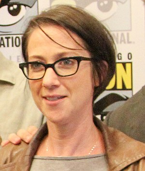 S. J. Clarkson - S. J. Clarkson at the 2014 San Diego Comic-Con International