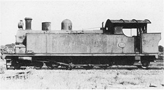 South African Class H1 4-8-2T - CSAR Modified Class E no. 245, SAR Class H1 no. 225, c. 1912