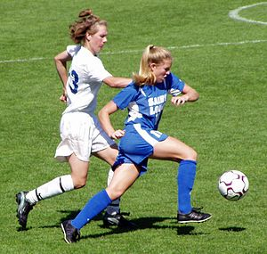 Saint Louis Billikens - SLU women's soccer
