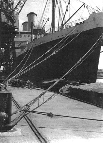 Ten Pound Poms - Image: SS Orontes