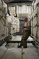 STS-133 ISS-26 Scott Kelly in the newly-installed PMM.jpg