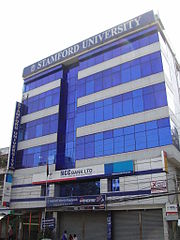 sub stamford university bangladesh List of top 10 universities in bangladesh  bangladesh university of  i am student of stamford university bangladeshwhich is not listed.
