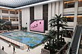 SZ 深圳博物館 Shenzhen Museum void courtyard interior Sept 2017 IX1 01.jpg