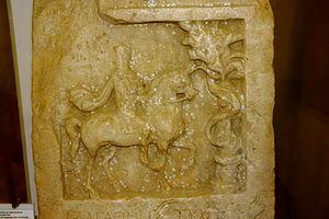 Sabazios - Thracian horseman, National Museum of Romanian History