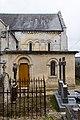 Sacristie de l'église Saint-Pierre (Vaux-sur-Seulles, Calvados, France).jpg