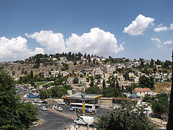Skyline of Safed