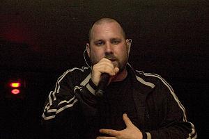 Sage Francis - Francis in 2007.