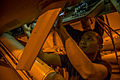 Sailors conduct aircraft maintenance aboard USS Carl Vinson 150212-N-TP834-198.jpg