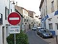 Saint-Gervais-sur-Mare panneau B1 panonceau M9v1.jpg