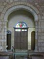 Saint-Pierre-de-Chignac église portail intérieur (1).JPG