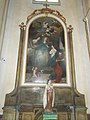Saint Catherine Church. Altar of Saint Anna. - Budapest.JPG