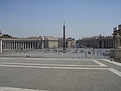 Saint Peter's Square 2.JPG