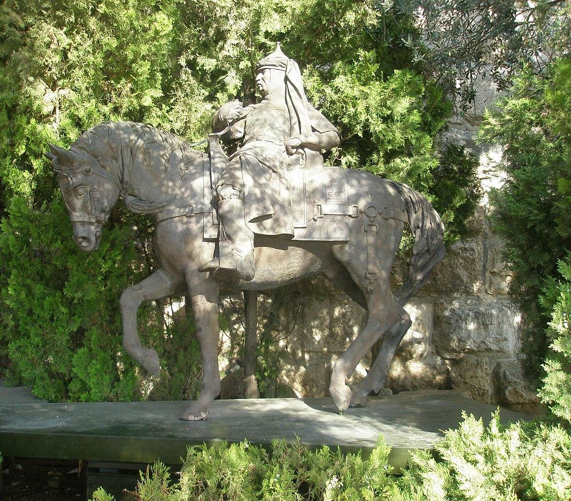 Fichier Saladin Jerusalem Jpg Wikip 233 Dia