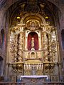 Salamanca - Convento de San Esteban, interior de la iglesia 31.jpg