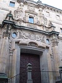 Salamanca - Iglesia de la Clerecía.. 04.jpg