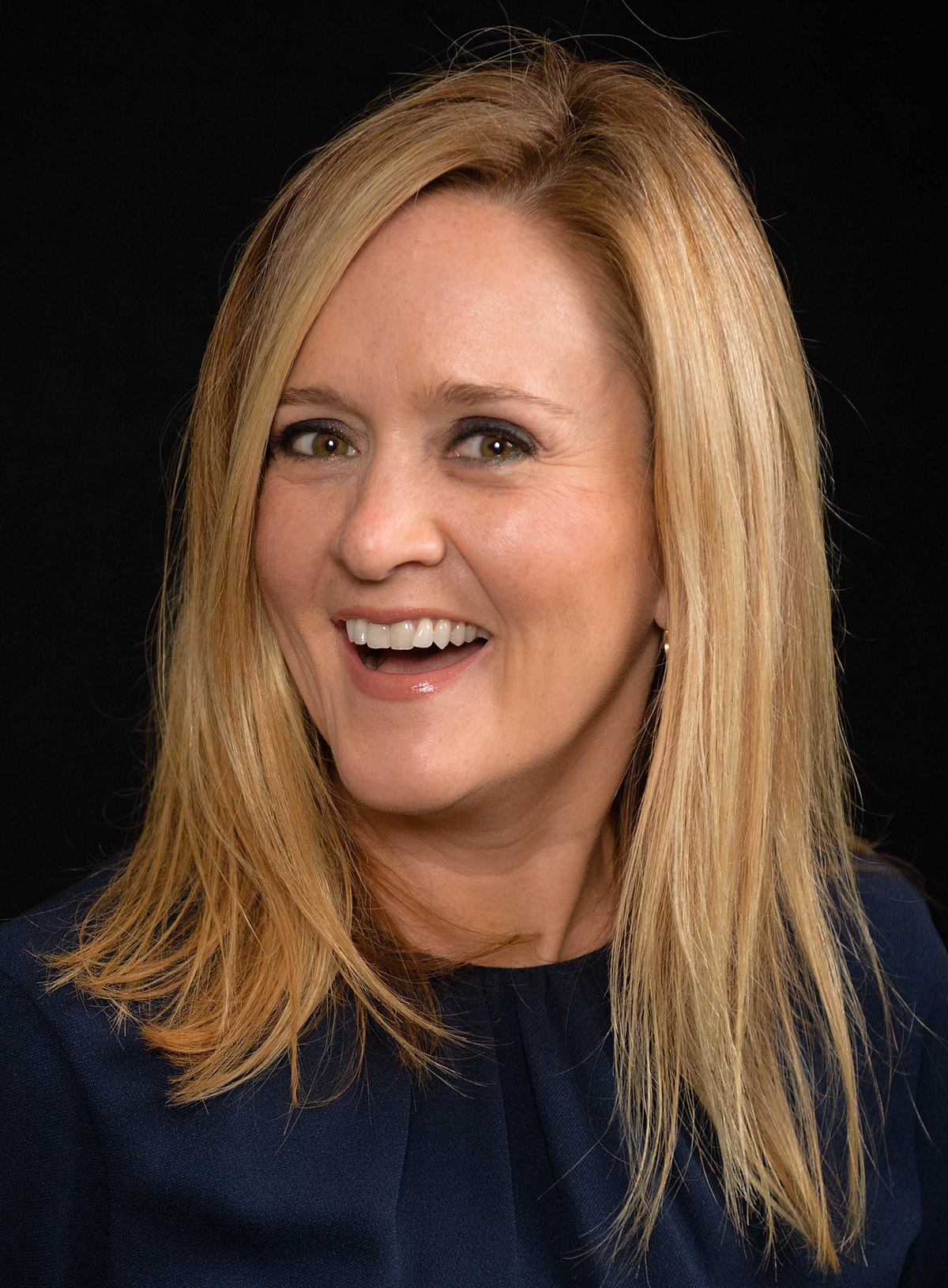 Samantha Bee - Wikipedia