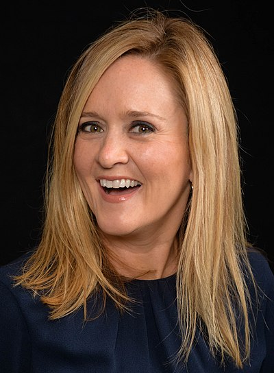 Samantha Bee, Canadian-American comedic actress and author