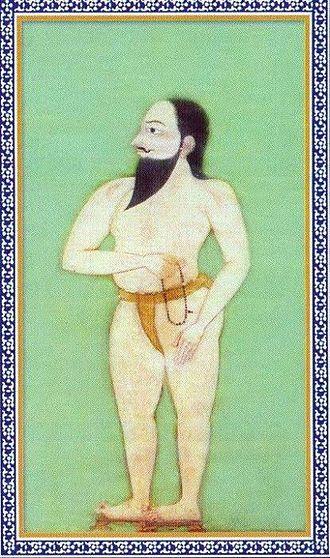 Samarth Ramdas - Image: Samarth ramdas swami original