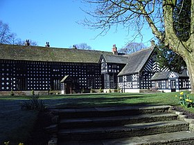 Image illustrative de l'article Samlesbury Hall