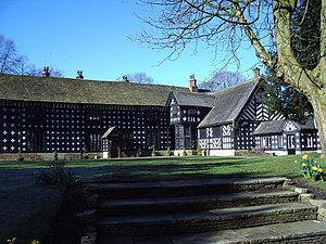 Samlesbury witches - Image: Samlesbury Hall geograph.org.uk 150049