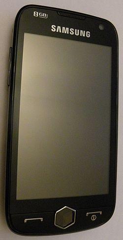 Image illustrative de l'article Samsung Omnia 2
