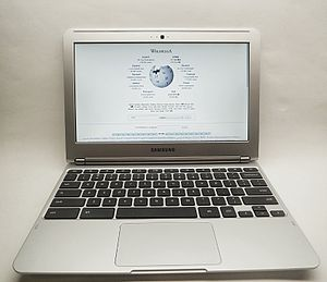 Samsung Series 3 Chromebook.JPG