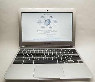 Chromebook - Image: Samsung Series 3 Chromebook