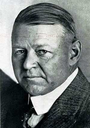 Samuel Hopkins Adams - Adams in 1922